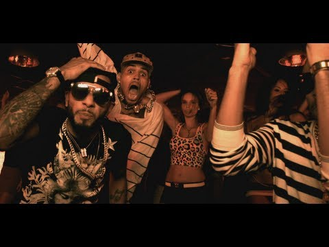 Swizz Beatz – Everyday Birthday (feat. Chris Brown and Ludacris) [Official Video]