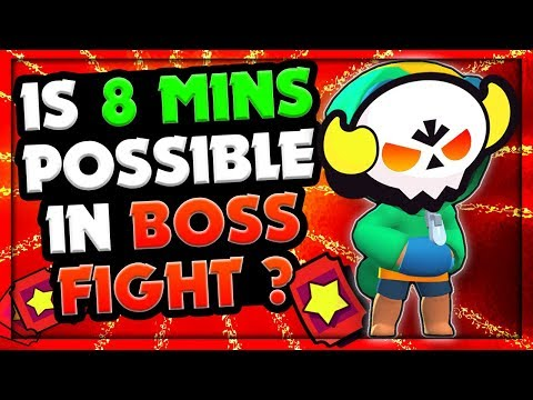 Is It Possible To Survive 8 Minutes In Boss Fight (Big Game)? Let's Find Out!