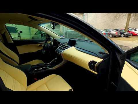 2016 Lexus NX200t - утопленник из США. Авто из Америки.