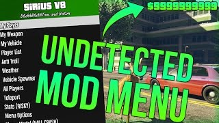 If you enjoyed please leave a like for this awesome mod menu for GTA 5 Online! Download and more info can be found in the description!✂✂✂✂✂✂✂✂✂✂✂✂✂✂✂✂✂✂✂✂✂✂Music: Lil Uzi Vert - Dough Up (Instrumental)I'm not responsible for any bans!Mod Menu Download: V8.5: https://mega.nz/#!bpoWkIYQ!hlbYC5io1hgcf12oaMG-8xFB4S8gt2qgYhOFRkXPIBIV8: https://mega.nz/#!uhBUwLTL!s63KxXHIMsmeYS1drExW8cJ-kC7qOxEpmXFP-VcUQfwIf you have any problems try install this: https://www.microsoft.com/en-US/download/details.aspx?id=48145Thanks for watching this video. See you in the next one :)Contact details:Skype: StarvinGamesTwitter: StarvinGamesYTPC Specs:CPU: Intel Core i7 4790KGPU: MSI GTX 1070Motherboard: MSI Z97 Gaming 5RAM: 16GBStorage: 2TB HDD500GB SSDWhat hacks including this modmenu:- Unlimited money hack- Unlimited RP hack- Speed hack- Safe hacking mode*- Changing your character model into incredible looking- Weather changing- You can do everything with other player (killing, freezing, giving money, etc.)- Spawning random objects (Ufo's, cars, weapons...)- Change your car color- Tune your car up to 100%- All cars can have chrome design!- Teleporting- And much more!Grand Theft Auto (Video Game Series),Grand Theft Auto V (Award-Winning Work),Mod,Video Game (Industry),Free,Hack,Gta,Hacks,Arms,Combat Arms (Video Game),GTA 5 Online: Flying Cars Online (Patch 1.20) *ISO*,ISO,JTAG,RGH,Script,GTA 5 Flying Cars,HeathsTuts,GTA 5 Online: ''HILARIOUS MOD MENU TROLLING'' #13 - SCREAMING KID (GTA 5 MODS),GTA 5 Trolling,GTA 5 Mods,GTA V Trolling,GTA 5 Kid Rages,Most annoying kid,GTA,Online:,TROLLING,Best,Of,2016,MONTAGE,(GTA,MODS!)GTA 5 PC Online 1.37 Best Money/RP Hack $$$ Undetectable + Free Download + Tutorial + Installation GTA 5 - Undetected Money Hack 1.37, money drop, god mode, super speed, impulse, turbo boost, RP, Enjoy! Its free and easy to use!Super Safe + Undetectable + Free Download + Tutorial + Installation + You cant get banned! Gta Online PC 1.37