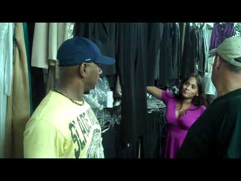 Belize Comedy Tour Visit Jule's Boutique