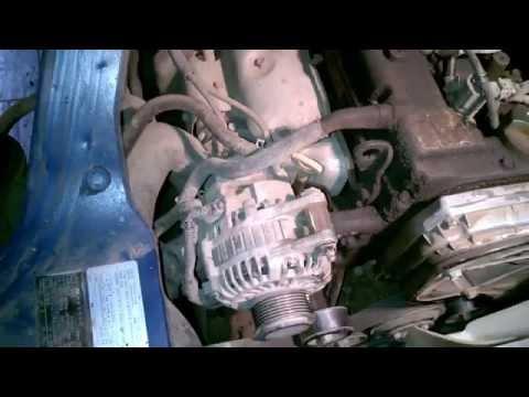 Ремень генератора hyundai porter тагаз фото