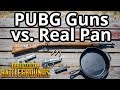 Download Lagu PUBG Guns vs Real Pan (Kar98k, P1911, P92 vs. Pan) PlayerUnknown's Battlegrounds Mp3 Free