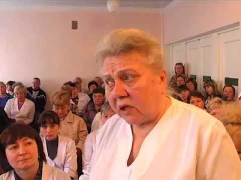Візит Валерія Дубіля до Прилуцької дитячої лікарні (вiдео)