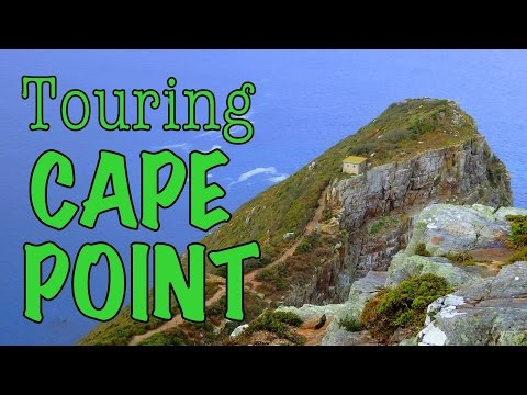 VIDEO: Touring Cape Point in Cape Town, South Africa