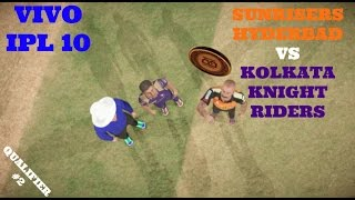 QUALIFIER 2 : SUNRISERS HYDERABAD VS KOLKATA KNIGHT RIDERSWho will emerge as winner in this IPL CLASH ? Watch this Video !!Comment below who is your favourite IPL team.Thanking you all for the Wonderful support for this Series !!Leave a like if you Enjoyed this video.LIKE AND SUPPORT GUYS
