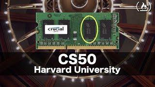 Memory - Intro to Computer Science - Harvard's CS50 (2018)