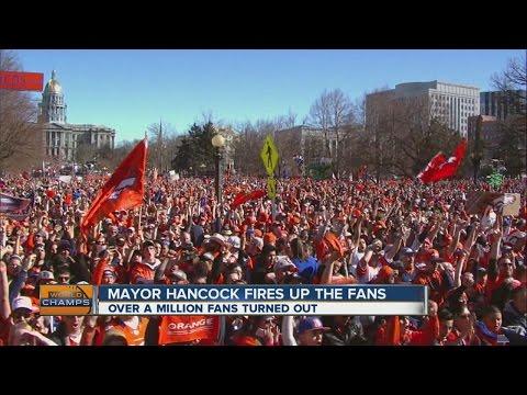 Broncos Parade & Celebration