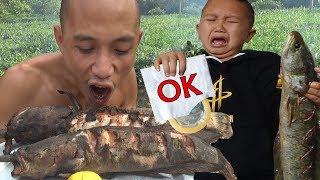 Cá Lóc Nướng Ba Con Sâu Và Màn Troll Mao Đệ Đệ Cười Toạc Miệng
