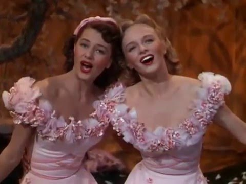 Cyd Charisse w/ Dee Turnell (1948) Words And Music [On Your Toes-The Girl Friend-This Can't Be Love]