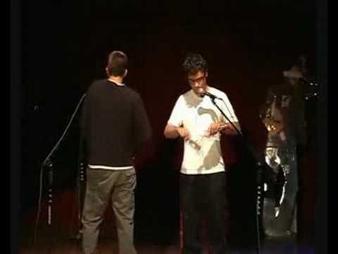 Kabaret Taleja - W kiblu