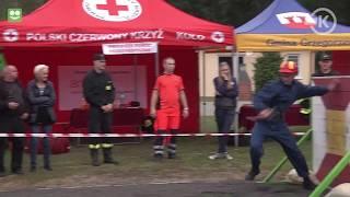 Powiatowe Zawody Strażackie w Grzegorzewie 2017