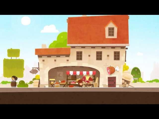 Tiny Thief - Teaser Trailer