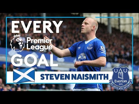 Video: STEVEN NAISMITH | EVERY PREMIER LEAGUE GOAL