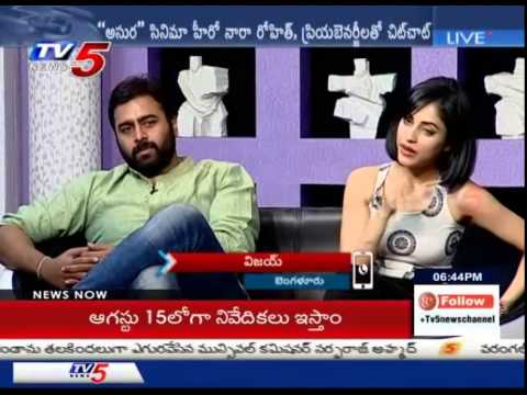Asura Movie Team Chit Chat | Nara Rohit,Priya Benerjee