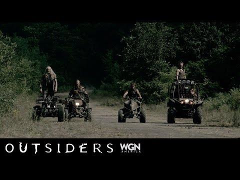 Outsiders Season 1 (Promo 'Chant')