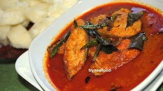 Are you craving for fish curry? This fish curry is one of my favorites!This delicious fish curry recipe is made with tomatoes and coconut milk. It goes well with tapioca, rice or any of your favorite breads.