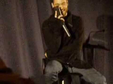 OTHFanMeet Brussels: Chad calling Hilarie!