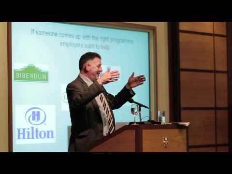 Der private Sektor: Neue Modelle der Versorgung: Alan Jenkins, Vice-President von Kaplan Europe
