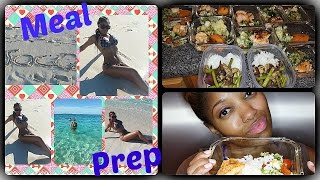 Meal Prep for Fitness and Healthy Eating | Nutrition - YouTube