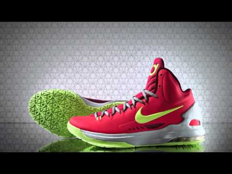 0 Nike Designer Leo Chang Discusses the Nike KD V