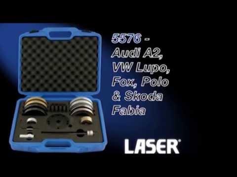 5587 Laser Génération 2 moyeu de roue Roulement outil