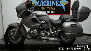 5. 2004 BMW R 1200 CL Standard  - Dream Machines of Texas - ...