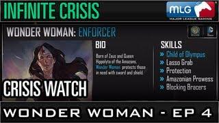 Wonder Woman - MLG Crisis Watch - Episode 4