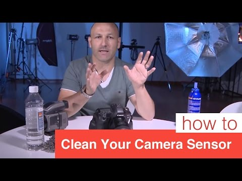 How to Clean Your DSLR Camera's Sensor