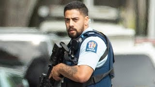 New Zealand mosque shootings leave at least 49 dead