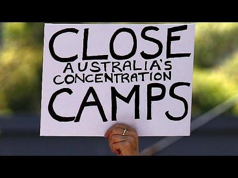 Παράνομη κρίθηκε πρακτική της Αυστραλίας για τους μετανάστες