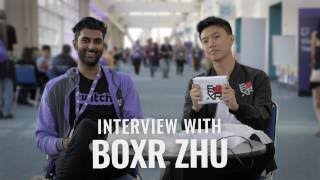 Interview with BOXR Zhu