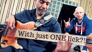 Video How to play BASS FILLS… like the gospel guys (with just one lick) MP3, 3GP, MP4, WEBM, AVI, FLV Juli 2018