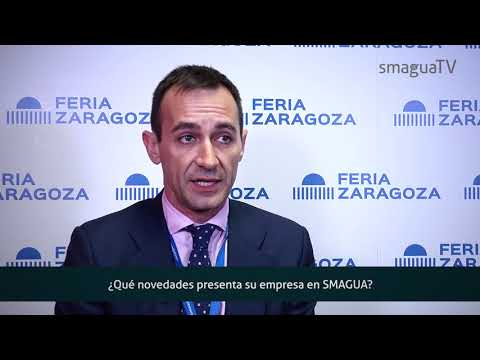 Interview during Smagua 2019 to Antonio Fando of t