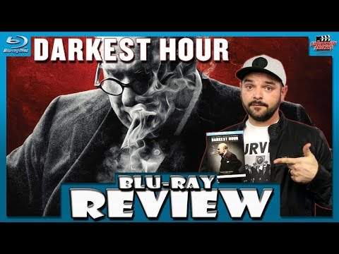 Darkest Hour (2017) | Blu-ray & Special-Features Review (+ Digital Giveaway)