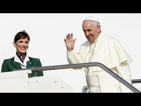 Ο Πάπας Φραγκίσκος στη Λατινική Αμερική