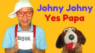 Video Johny Johny Yes Papa Nursery Rhymes for Children, Toddlers and Babies MP3, 3GP, MP4, WEBM, AVI, FLV Juli 2018