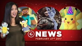 Middle-Earth: Shadow of War Details & Pokemon's 21st Birthday - GS Daily News by GameSpot