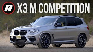2020 BMW X3 M Competition: Insane performance SUV, but why? by Roadshow