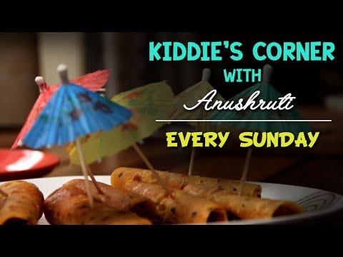 Kiddie's Corner With Anushruti | New Show On Rajshri Food