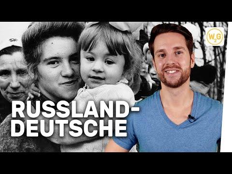 Die Geschichte der Russlanddeutschen