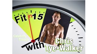 VIDEO: (Week 1) 15-Minute At Home Beginner Workout Series