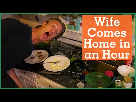 My Wife Comes Home In An Hour - A True Story | The Holderness Family