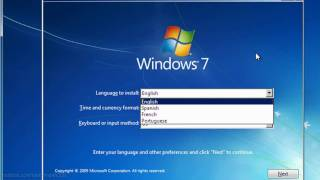 HOW TO INSTALL WINDOWS 7 FULL TUTORIAL (HD)