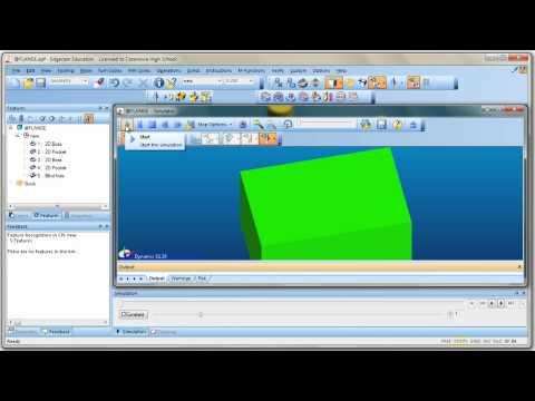 How to: CIM - Intro To EdgeCAM HD (видео)