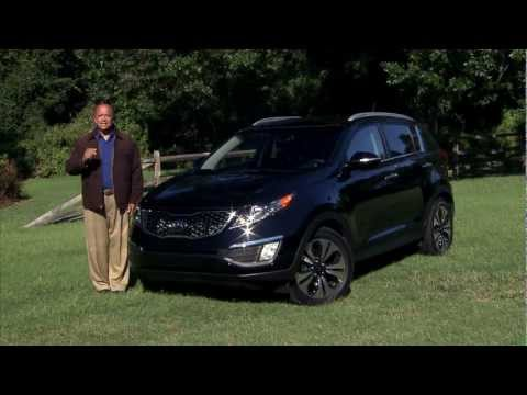 Road Test: 2011 Kia Sportage SX
