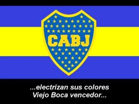 Himno de Boca Juniors