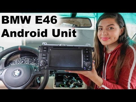 BMW E46 Android Unit Review/Installation- Seicane