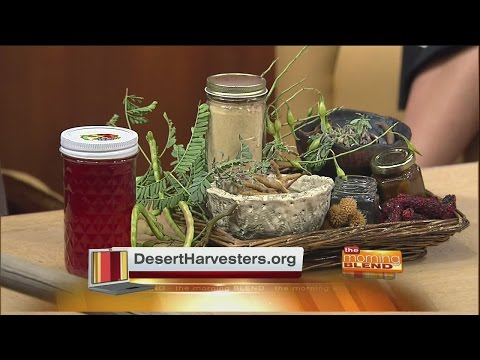Desert Harvesters - Local Food and Water Security