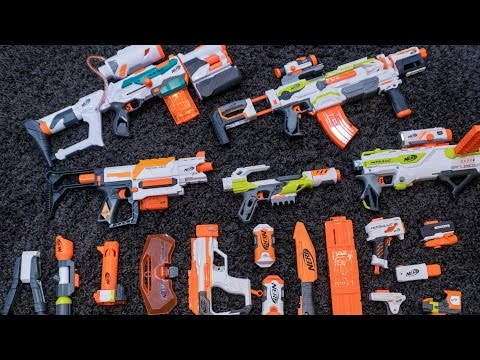 Nerf Modulus | Series Overview & Top Picks